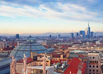 Location de voiture Milan
