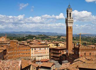 Car rental Siena